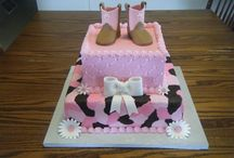 cakes / by Lora Shealy