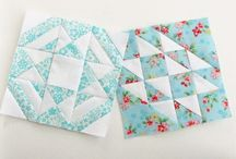 Quilt Blocks / Quilt block patterns, tutorials and ideas - modern, traditional, using pre-cuts, jelly rolls, charm packs, layer cakes / by Julie Taylor
