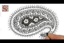 Doodling / by Dalia Kinsey Ⓥ