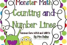Math ~ 1st Grade / by Angel Kuntz