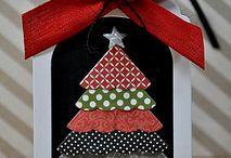 Christmas card trees / by Sandra Guinaugh