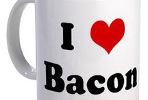 My love for bacon / by Louie Pinto