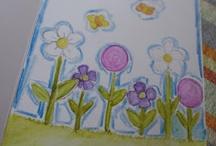Creating cards / by Tami Zelenka Richardson