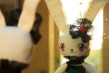 Animal dolls / by Titiniestra Titi