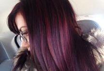 mom's hair choices / by Alvesa Martinez