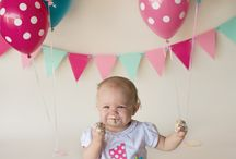 Maddie is one! / by Courtney Powell