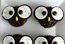 Cupcakes hallowen and monsters / Cupcakes hallowen / by Uñas Selectas Toluca. Mexico Nails Nails Uñas Selectas