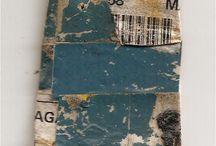 Collage/Mixed Media / by Martha Van Raaphorst