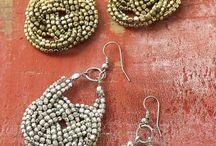 KNOT. Earrings / by Jolezz Sweet