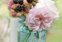 Flowers / by Danyelle Kynaston