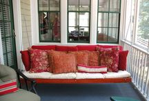 Porches / by Sherry Macdonald-Small