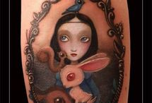 Ink / by Miriam Baer
