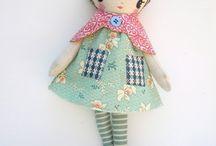 diy.....dolls / by Sandra de Jager