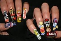 Nails / by Sarah Larsson Bernhardt