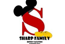 Disney family vacation / by Sally Stewart Edmonds