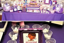 Birthday party ideas / by Nicole Mattes