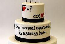 Cake Inspiration ~ Wedding / by Jolene Hausman