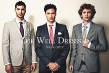 Tie Society Lookbooks / The Well Dressed / by Tie Society
