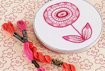 Cross Stitch, Embroidery & Needlepoint / by Stuff4Crafts