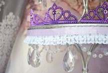 Sofia the First Birthday Party / Princess themed birthday party ideas / by Jennifer Green