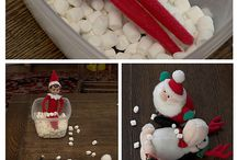 Elf on the Shelf ideas  / by Lisette Portal-Diaz