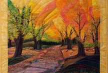 Landscape quilts / by Trudy Whittaker