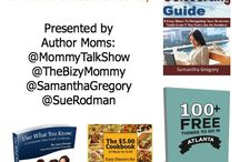 Atlanta Giveaways for Moms / Here are the giveaways Atlanta moms will love to TALK about for prizes, tickets to events, etc. / by Mommy Talk Show