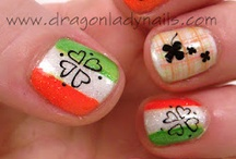Nail Art - St. Patty's Day  / by The BeautyClutch
