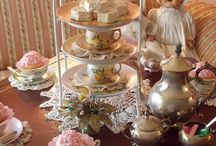 Tea Party / Who Doesn't Love a Tea Party????  / by Alice Bradway
