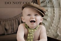 Caden 3 month pic / by Casey Kimsey