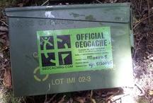 Geocaching / by Ronald Lokhoff