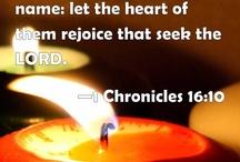 Glory / by Bible Hub
