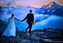 Obligatory Wedding Board / by Jackie Bak