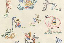 Embroidery & Cross Stitch / by Seri Dreiling