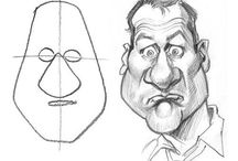 Caricature / by The Australian Graphic Supply Co
