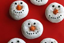 Christmas desserts / We are sharing all of our Holiday Dessert Recipes / by SoberJulie