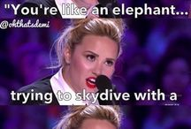 Demi Lovato <3 / quite literally my favorite person / by Emily Boyle