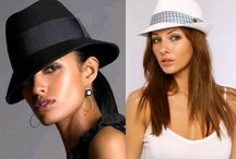 fedora hats / by Lucille Guay