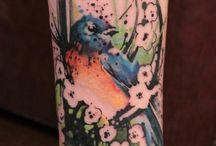 Tattoos / by Deaette Mua