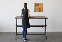 Workspace / by Betsey Kershaw