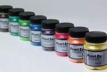 Pearl Ex Powdered Mica Pigments / by Jacquard Products