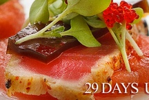 Countdown is On!!! / Countdown has begun, we're officially 29 days away from Phoenix Cooks. To make sure you're plenty hungry and thirsty.....our countdown will a foodie profile pic everyday! / by Phoenix Cooks