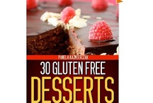 Gluten Free Food / by Kristi Campbell