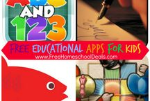 School - Apps / by Reanna Stockman