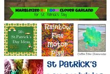 St Patricks Day Ideas / by Five Little Chefs