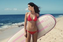 Swimwear 2014 / Water gets warmer, nights get longer, hair gets lighter, skin gets darker: life gets better!  We can't wait until summer! See our swimwear collection here: http://hkm.to/1oWI4RK / by Hunkemöller