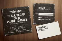 invitations / by Sebrina Parker Schultz