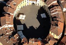 Piazzas, squares... / by david hannaford mitchell