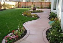 Curb Appeal/Gardening/Landscaping / by Nichole Caravello Eldredge