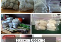 Freezer meals / by Rebecca McPherson